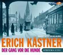 Erich Kästner: Der Gang vor die Hunde/CD, CD