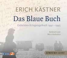 Erich Kästner: Das Blaue Buch, CD