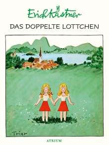 Erich Kästner: Das doppelte Lottchen, Buch