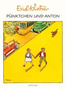 Erich Kästner: Pünktchen und Anton, Buch