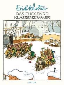 Erich Kästner: Das fliegende Klassenzimmer, Buch
