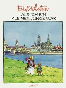 Erich Kästner: Als ich ein kleiner Junge war, Buch