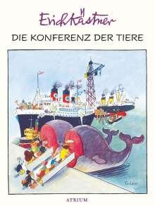 Erich Kästner: Die Konferenz der Tiere, Buch
