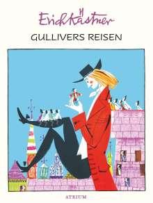 Erich Kästner: Gullivers Reisen, Buch