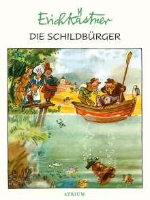 Erich Kästner: Die Schildbürger, Buch