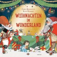 Carys Bexington: Weihnachten im Wunderland, Buch