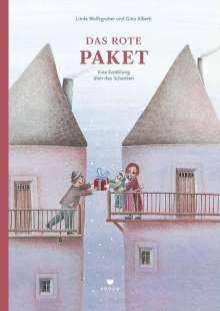 Gino Alberti: Das rote Paket, Buch