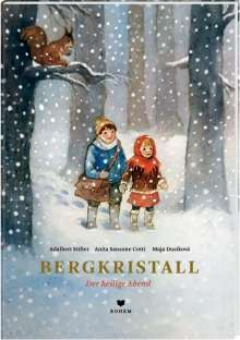 Adalbert Stifter: Bergkristall, Buch