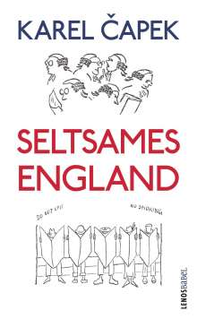 Karel Capek: Seltsames England, Buch