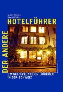 Silvia Müller: Der andere Hotelführer, Buch