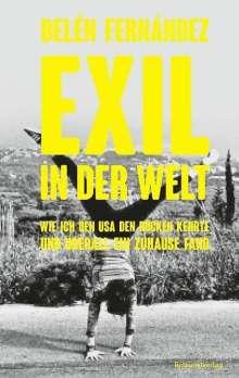 Belén Fernández: Exil in der Welt, Buch