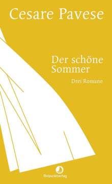 Cesare Pavese: Der schöne Sommer, Buch