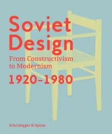Kristina Krasnyanskaya: Soviet Design, Buch