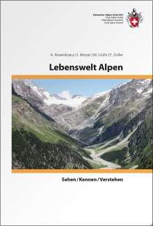 A. Rosenkranz: Lebenswelt Alpen, Buch
