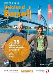 Veloland Basel, Buch