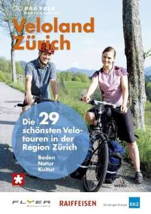 Veloland Zürich, Buch