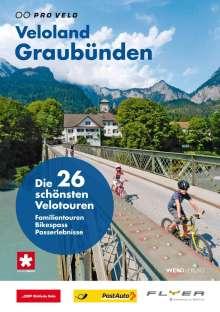 Veloland Graubünden, Buch