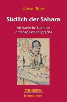 János Riesz: Südlich der Sahara, Buch