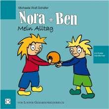 Michaela Wulf-Schäfer: Nora und Ben: Mein Alltag, Buch