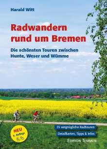 Harald Witt: Radwandern rund um Bremen, Buch