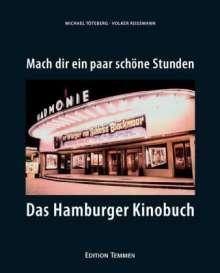 Volker Reißmann: Mach' dir ein paar schöne Stunden, Buch