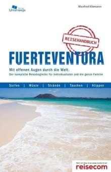 Manfred Klemann: Fuerteventura Inselhandbuch, Buch