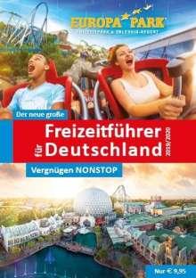 Der neue große Freizeitführer für Deutschland 2019/2020, Buch