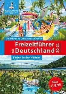 Der neue große Freizeitführer für Deutschland 2020/2021, Buch
