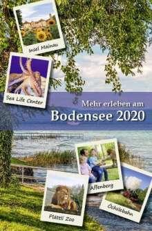 Manfred Klemann: Mehr erleben am Bodensee 2020, Buch