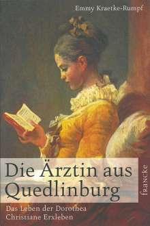 Emmy Kraetke-Rumpf: Die Ärztin aus Quedlinburg, Buch