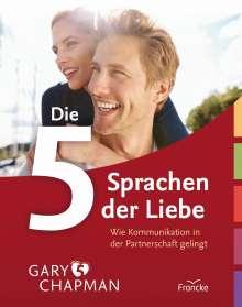 Gary Chapman: Die fünf Sprachen der Liebe, Buch