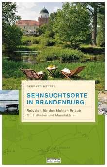 Gerhard Drexel: Sehnsuchtsorte in Brandenburg, Buch
