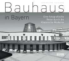 Jean Molitor: Bauhaus in Bayern, Buch