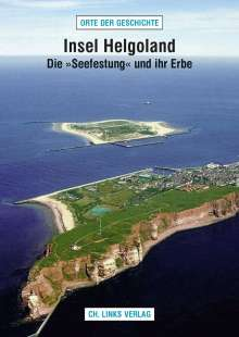 Jörg Andres: Insel Helgoland, Buch