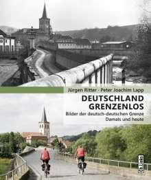 Jürgen Ritter: Deutschland grenzenlos, Buch