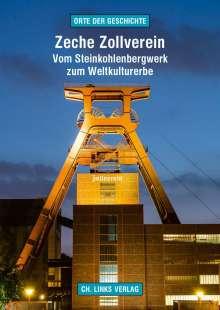 Ute Durchholz: Zeche Zollverein, Buch