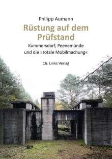 Philipp Aumann: Rüstung auf dem Prüfstand, Buch