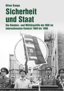 Oliver Bange: Sicherheit und Staat, Buch
