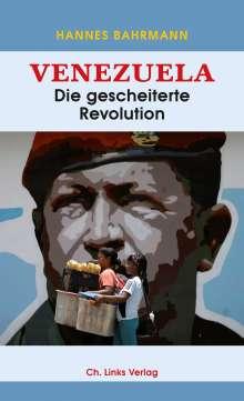 Hannes Bahrmann: Venezuela, Buch