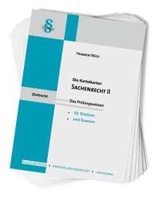 Karl-Edmund Hemmer: Sachenrecht II, Buch