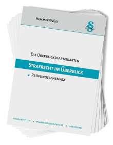 Karl-Edmund Hemmer: Strafrecht im Überblick, Buch