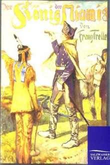 Franz Treller: Der König der Miamis, Buch