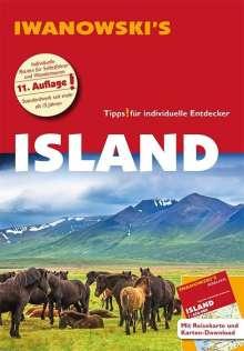 Ulrich Quack: Island - Reiseführer von Iwanowski, Buch