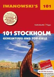 Ulrich Quack: 101 Stockholm - Reiseführer von Iwanowski, Buch