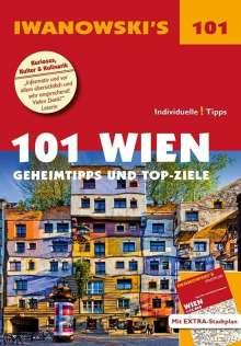 Sabine Becht: 101 Wien - Reiseführer von Iwanowski, Buch