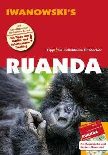 Heiko Hooge: Ruanda - Reiseführer von Iwanowski, Buch