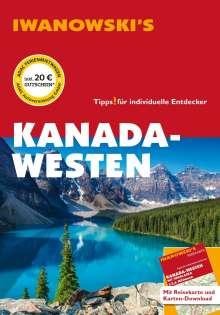Kerstin Auer: Kanada-Westen - Reiseführer von Iwanowski, Buch