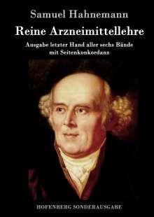 Samuel Hahnemann: Reine Arzneimittellehre, Buch