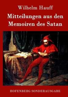 Wilhelm Hauff: Mitteilungen aus den Memoiren des Satan, Buch