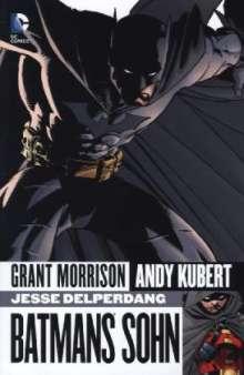 Grant Morrison: Batmans Sohn, Buch